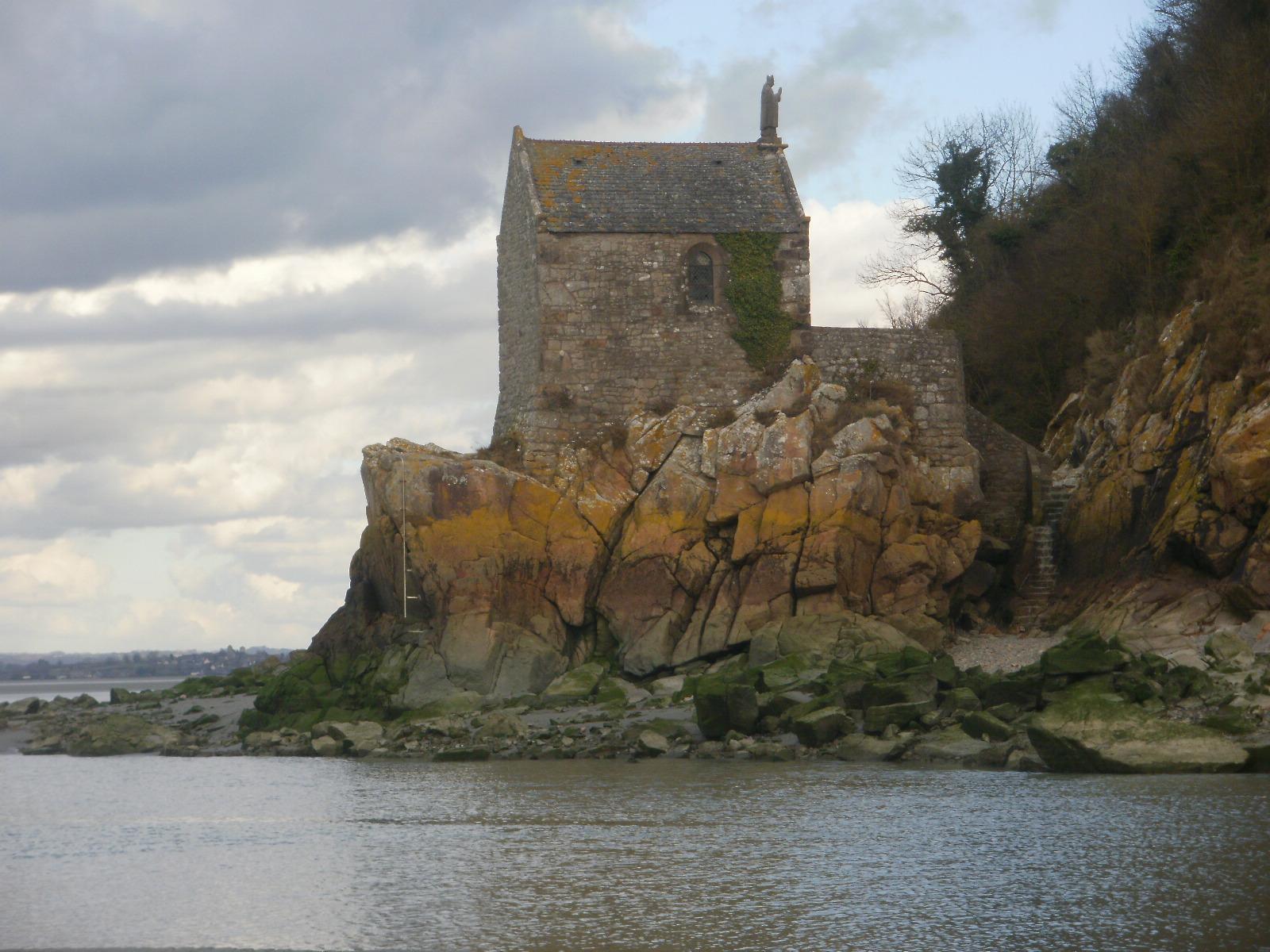 Pèlerinages et traversées non commentées : Mont Saint-Michel