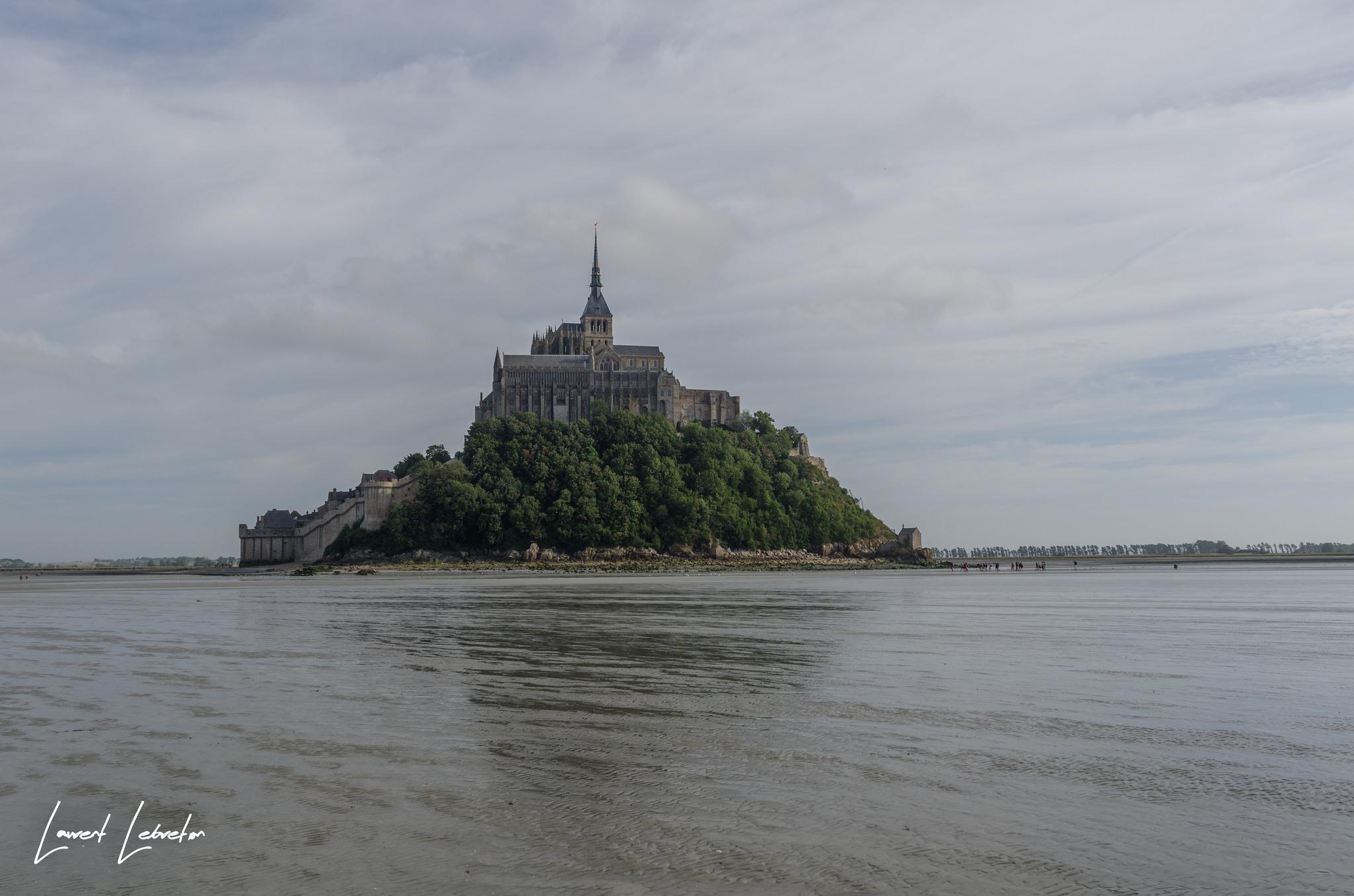 Pèlerinages et traversées non commentées : Tombelaine