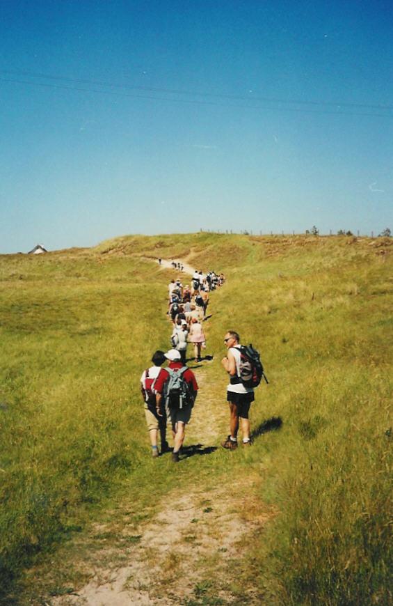 Randonnées : « De Carolles au Mont Saint-Michel » (environ 20 km )