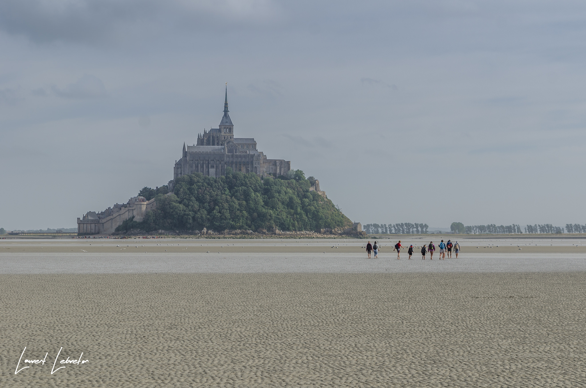 Traversée : Mont Saint-Michel