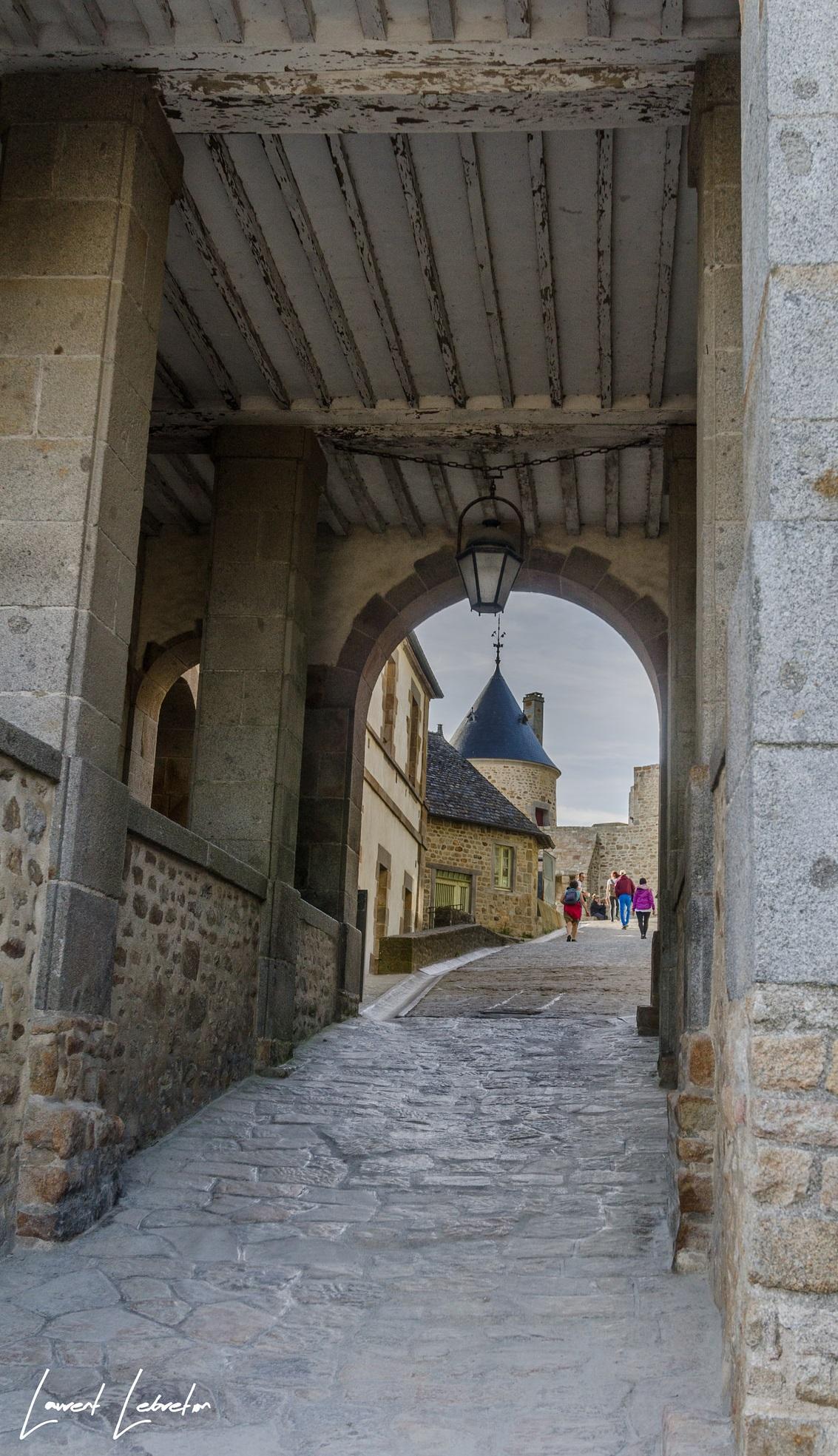 Visite du village du Mont Saint-Michel 1ère possibilité