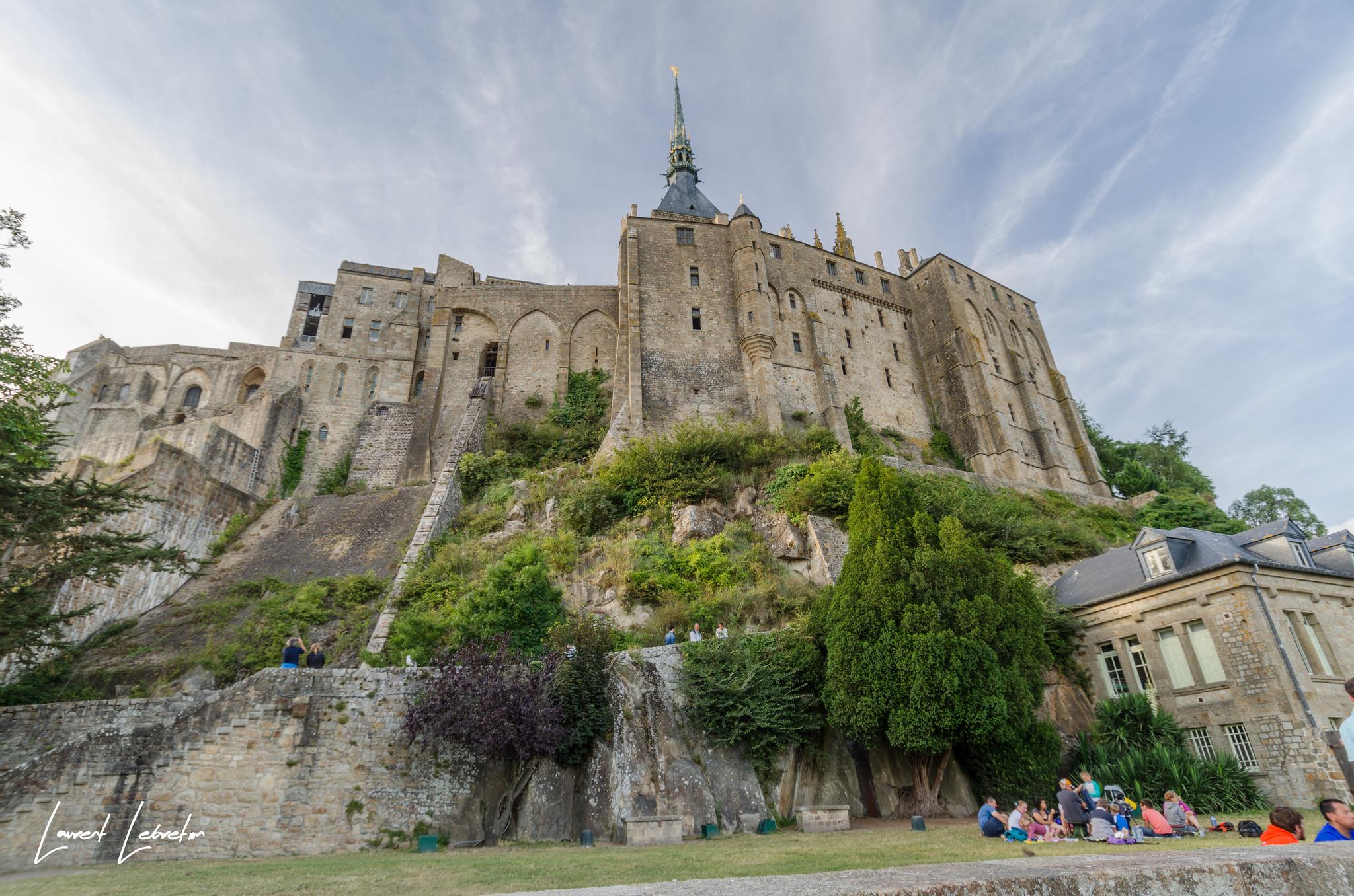 Visite du village du Mont Saint-Michel 2ème possibilité