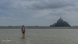 En baie avec Jeff - Accueil - Guide attesté de la Baie du Mont Saint-Michel